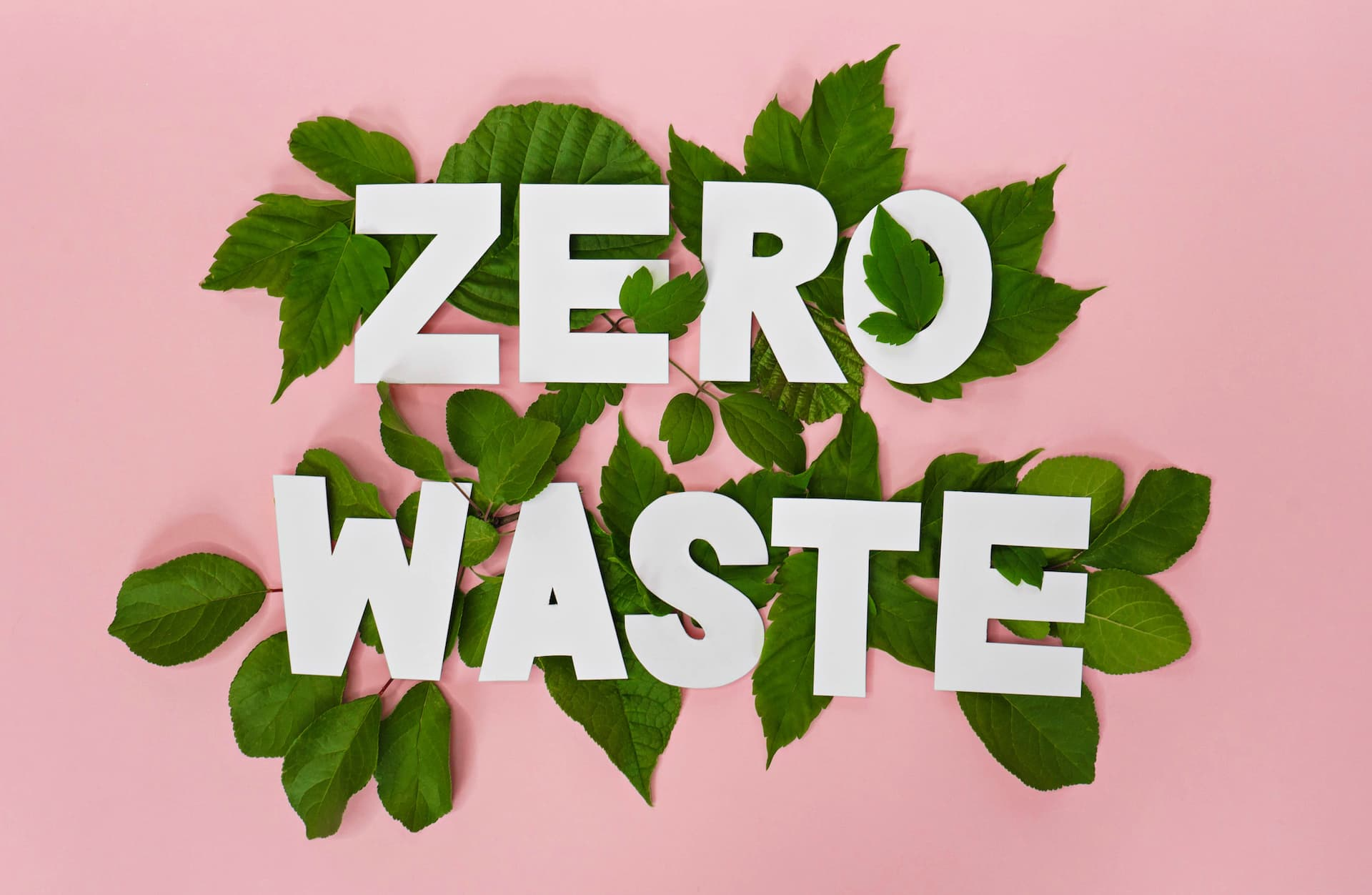 Zero Waste Week: What is it? • Bonotto Packaging